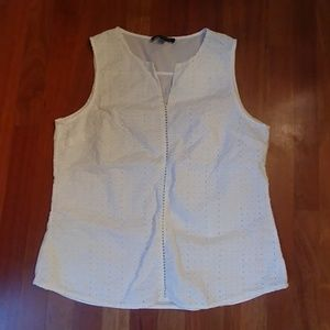 Women's BANANA REPUBLIC Sleeveless Top